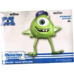 "Monsters Inc University Mike 35"" Inch SuperShape Foil Balloon"