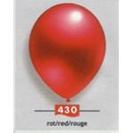"12"" Inch Local Metallic Red Round Balloons ~ 100pcs"