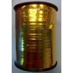Curling Metallic Gold Balloon Ribbon ~ 5mm x 500y
