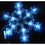 19cm LED Snowflakes