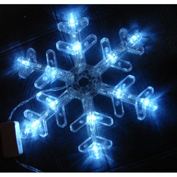 19cm LED Snowflakes OEM-Others