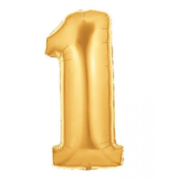 Betallic 14 Number 1 Gold Betallic