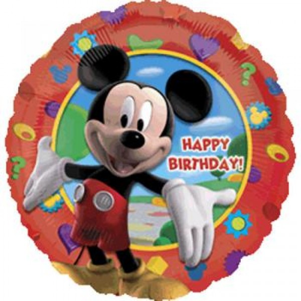 Anagram 17 inch Mickey's Clubhouse Birthday Anagram
