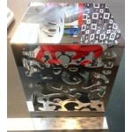 Mirror Acrylic Square Box (15cmx15cmx16cm)