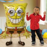 "Anagram 46"" Inch Spongebob Airwalker"