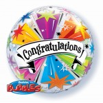 "Qualatex 22"" Inch Congratulations Banner"