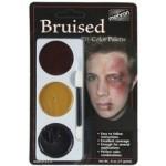 Mehron Tri-Color Palette - Bruised