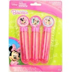 Amscan Minnie Bubble Tube Set ~ 3pcs