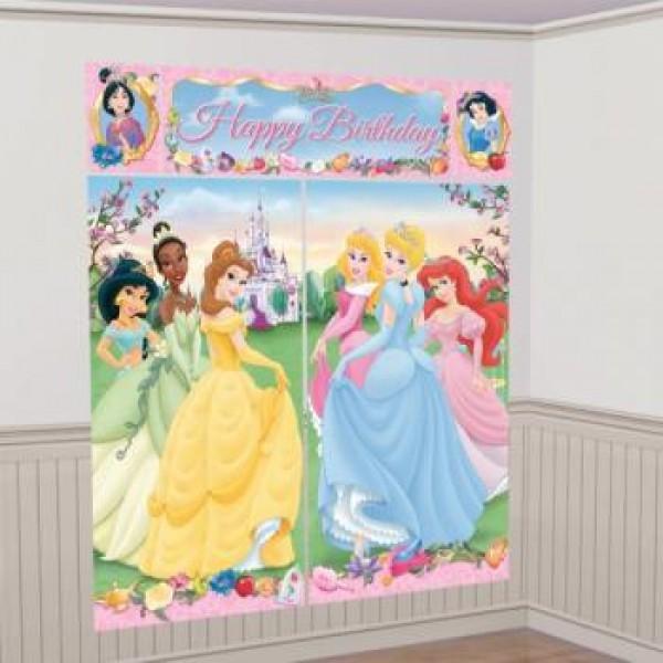 Disney Princess Scene Setter Amscan