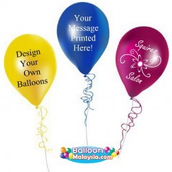 Largest Online Balloons And Party Items Supplies In Malaysia