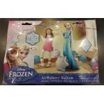 Disney Frozen Elsa Airwalker 57 Birthday Party Balloon Decoration Anagram