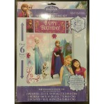 Disney Frozen Scene Setters Wall Decorating Kit (5 Pieces) by Amscan Amscan