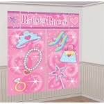 Princess Party Scene Setter (5pc) by Amscan