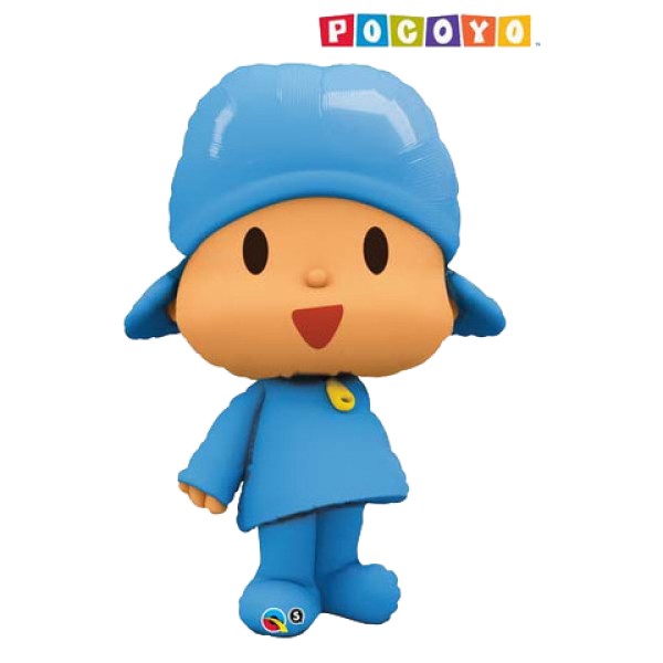 Pocoyo 41 Inch Xl Birthday Party Supershape Balloon