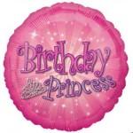 Anagram 17 inch Princess Birthday