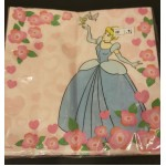 Disney Princess Napkins - 20 pcs