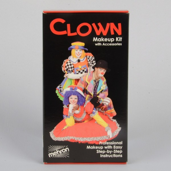 Mehron Clown Makeup Kit Mehron Makeup