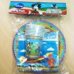 Mickey Mouse Clubhouse Party Pack - 8 pcs