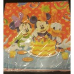 Mickey Mouse Party Napkins - 20 pcs