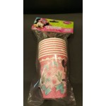 Minnie Mouse Bow-tique Paper Cups - 8 Pack