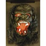 Halloween Gozilla 3D Mask 03