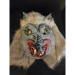 Halloween Wolf 3D Mask 04