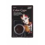 Mehron Color Cups- Burgundy 0.5oz