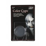 Mehron Color Cups- Monster Grey 0.5oz