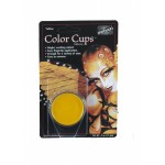 Mehron Color Cups- Yellow 0.5oz