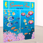 Summer Fun Under the Sea Scene Setter