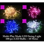 10m LED String Light with 100pcs LED