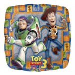 """Anagram 18"""" Inch Toy Story 3 Group"""