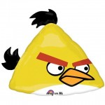 "Angry Birds Yellow Bird 23"" Foil Balloon"