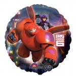 Big Hero 6 Red 18 inch Foil Balloon