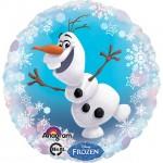 """Disney Frozen Olaf 18"""" Inch Foil Balloon"""