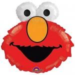 Elmo Head Supershape 20 Inch Balloon