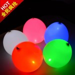 Flashing Colorful LED Balloon Light ~ 10 pcs