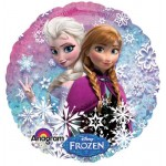Anagram Frozen Holographic 18 Inch Party Balloons