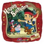 """Jake and the Neverland Pirates 18"""" inch Foil Balloon"""