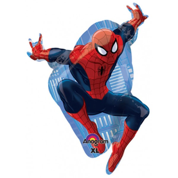 Marvel Ultimate Spiderman Foil Balloon 29 x 17 inch Anagram