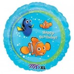 "Nemo Happy Birthday 18"" Inch Balloon"