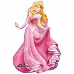 Princess Aurora Sleeping Beauty 23 x 34 Inch Balloon