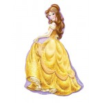 "Princess Belle Beauty and The Beast SuperShape 39"" Inch Balloon"