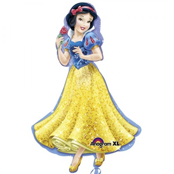 Princess Snow White SuperShape 37 Inch Balloon Anagram