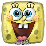 Anagram 17 Inch Spongebob Square Face Balloon