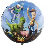 "Toy Story Gang 18"" inch Foil Balloon"