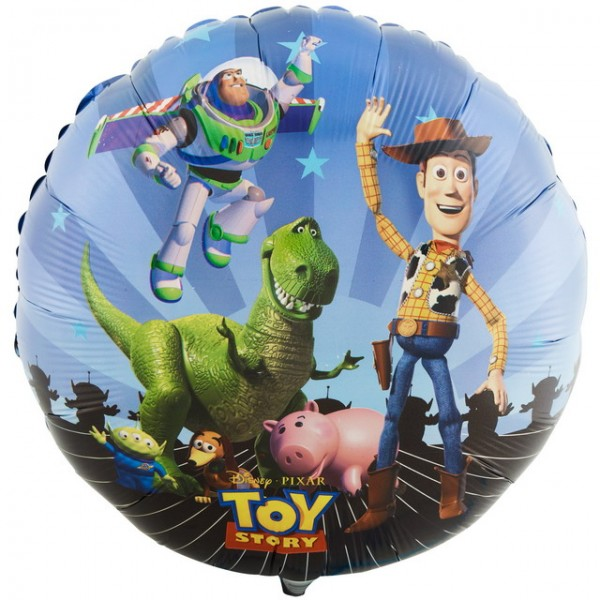 Toy Story Gang 18 inch Foil Balloon - from category ...