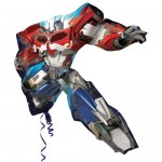 "Transformer Optimus SuperShape 32"" inch Foil Balloon"
