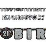 Time To Party Customisable Letter Banner