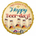 Anagram 17 inch Happy Beer-Day